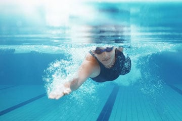 Stop Comparing – Swim in your Own Lane